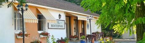 Bienvenue à l'hôtel Montespan